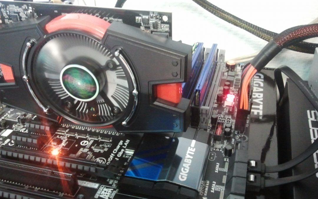 Ordenador Intel i7-4770k Haswell