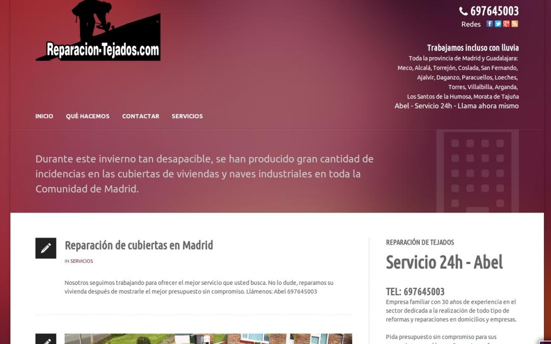 Web reparacion-tejados.com