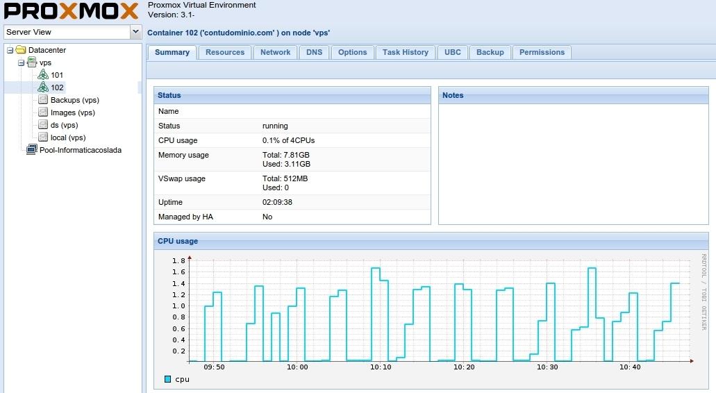 Proxmox Eliminar servidor (node)
