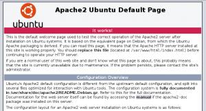 Apache 2.4 funcionando