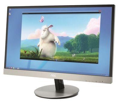 Monitores y televisores