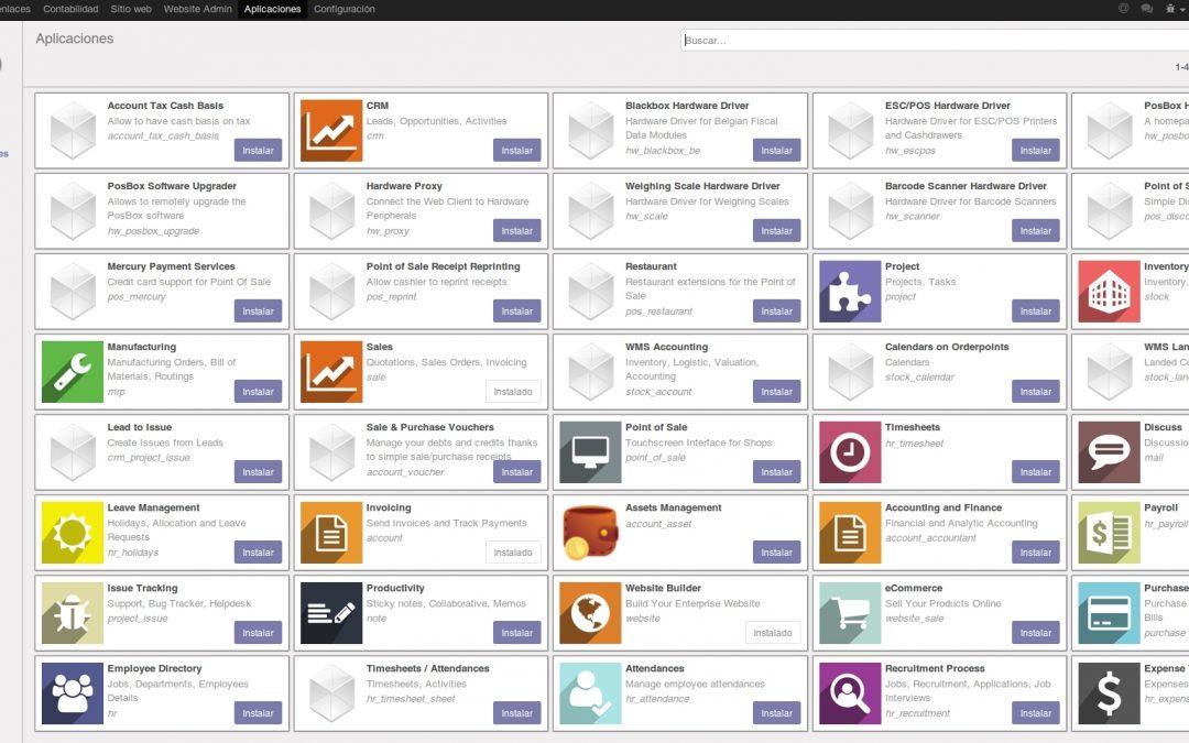 ¿Cómo instalar Odoo 10 en un Ubuntu 16.04 LTS?