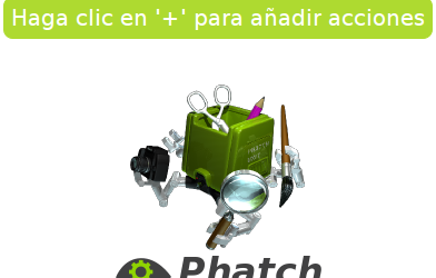 Error al iniciar Phatch