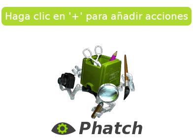 Error al iniciar Phatch